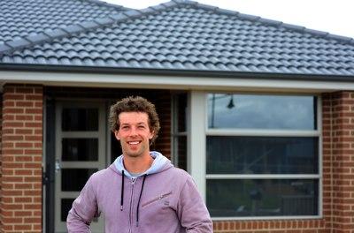 Rhys Tillack's new home