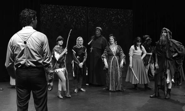 Robin Hood by the Colac Players at COPACC